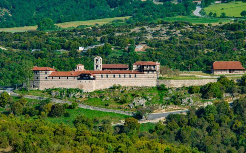 Ιερά Πατριαρχική και Σταυροπηγιακή Μονή του Οσίου Νικάνορα (Μεταμορφώσεως του Σωτήρος) Ζάβορδας