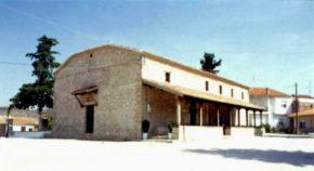 Ιερός Ναός Αγίας Παρασκευής Παλαιοχωρίου, Γρεβενών