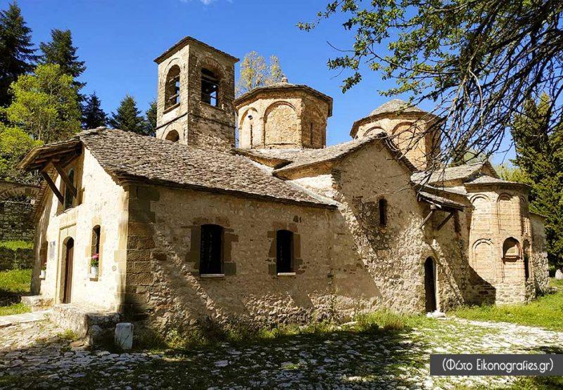 Ιερά Μονή Κοιμήσεως της Θεοτόκου – Σπηλαίου Γρεβενών